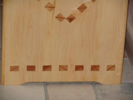 Zapfen for Holzverbindungen herstellen